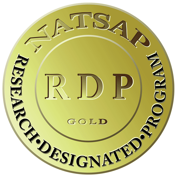 NATSAP RDP Gold Seal